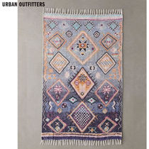 Urban Outfitters/Boho chic chenilleラグ61×91cm (2' x 3')