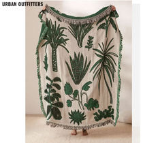 Urban Outfitters/ Leafy Reversibleブランケット関送込