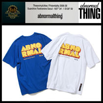 [ABNORMALTHING]CT20 T-SHIRT☆人気☆日本未入荷☆