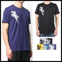 [STONE ISLAND] [SHADOW PROJECT]グラフィックプリントTシャツ