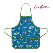 Cath Kidston★Dinos In London 恐竜柄 キッズ エプロン
