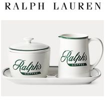 【Ralph Lauren】●日本未入荷●Ralph's Coffee Tray Set