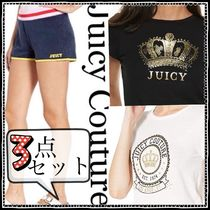 JUICY COUTURE(ジューシークチュール) ルームウェア・パジャマ 【SALE】JUICY COUTURE〓3点セット★