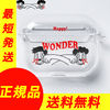 【WONDER VISITOR】◆Airpods proケース◆ 関税・送料込