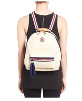 Tory Burch(トリーバーチ) Tory Burch Embroidered-T Backpack