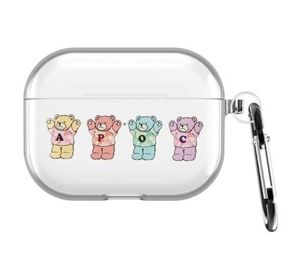 A PIECE OF CAKE スマホケース・テックアクセサリー A PIECE OF CAKE★韓国★Multi Bear AIRPODS PRO case(2)