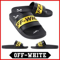 Off-White_industrial tapping slippers☆正規品・送料込み