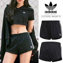 ◆送料無料◆【ADIDAS ORIGINALS】3 STRIPE SHORTS[送料無料]