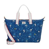 【CathKidston】Bg Snoopy Dream Midnight Stars