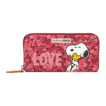 【CathKidston】Cont Snoopy Love Paper Ditsy