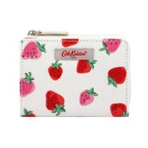 【CathKidston】SLIM POCKET PURSE SWEET STRAWBERRY