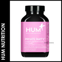 HUM NUTRITION(ハム ニュートリション) サプリメント ★追跡&関税込【HUM】膣&尿路の健康を守る/PRIVATE PARTY