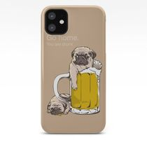 Society6 iPhoneCase & GALAXY Case☆パグ Pug☆