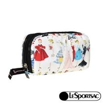 LeSportsac(レスポートサック) メイクポーチ LeSportsac☆Rectangular Cosmetic in ALL DOLLED UP
