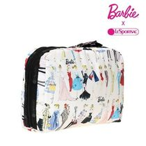 LeSportsac(レスポートサック) メイクポーチ LeSportsac☆Extra Large Rectangular Cosmetic ALL DOLLED UP