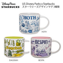Starbucks x Disney Parks☆Star Warsコラボ マグカップ 3種類