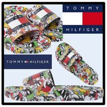 ★関税込★TOMMY HILFIGER★LOONEY TUNES POOL SLIDE サンダル