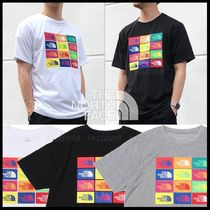 国内発送/正規品★THE NORTH FACE★MEN'S COLORED LOGOS T-SHIRT