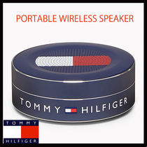 TOMMY HILFIGER★TOMMYカラー ポータブル ワイアレススピーカー