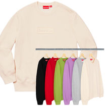 【Supreme】SS20/Week10★Cutout Logo Crewneck