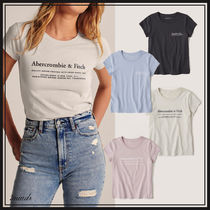Abercrombie & Fitch (アバクロ)ロゴ★Tシャツ