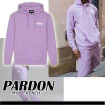 ★PARDON MY FRENCH★HOODIE PARDON MY FRENCH NEW LOGO VIOLET