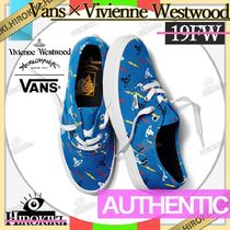 VIVIENNE WESTWOODVANS ANGLOMANIA × VANS Authentic