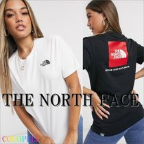 【The North Face】Red Box ロゴTシャツ☆白・黒☆関送込み