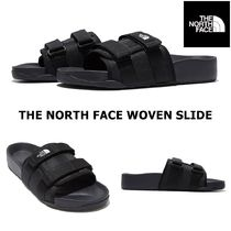 THE NORTH FACE ★WOVEN SLIDE★ メンズ 超人気 (23~28cm)
