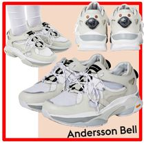 ☆BTS着用☆韓国の人気☆ANDERSSON BELL☆RUNNER SNEAKERS☆兼用
