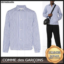 [20SS]送料込み◆COMME DES GARCONS Shirt Stripe ジャケット