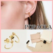 PDPAOLA ATELIER COLLECTION LIBELLULE ピアス gold 送料込み