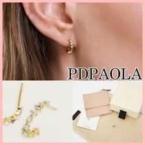 PDPAOLA ATELIER COLLECTION OMBRE ピアス gold 送料込み