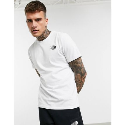 THE NORTH FACE Tシャツ・カットソー 【送料込】☆THE NORTH FACE☆ Box ロゴ Tシャツ 半袖(4)