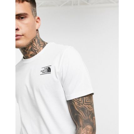 THE NORTH FACE Tシャツ・カットソー 【送料込】☆THE NORTH FACE☆ Box ロゴ Tシャツ 半袖(5)