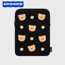【earpearp】韓国発 Dot Flower Bear iPad caseアイパッドケース