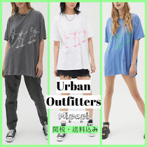 *Urban Outfitters*Project Social Tスケボースケルトン Tシャツ