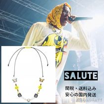 SALUTE☆サルーテ EVAE SMILEY PEARL NECKLACE ネックレス