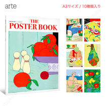 arte★ポスターブック by KIMI AND 12/A3サイズ 10種入