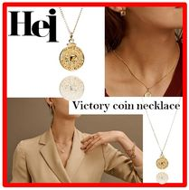 ☆韓国の人気☆ Hei ☆ victory coin necklace☆