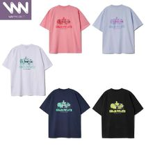 WV PROJECT★韓国大人気★COUCH 半袖Tシャツ - SYST7377