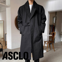 Bucket Short Robe Trench Coat (3color)