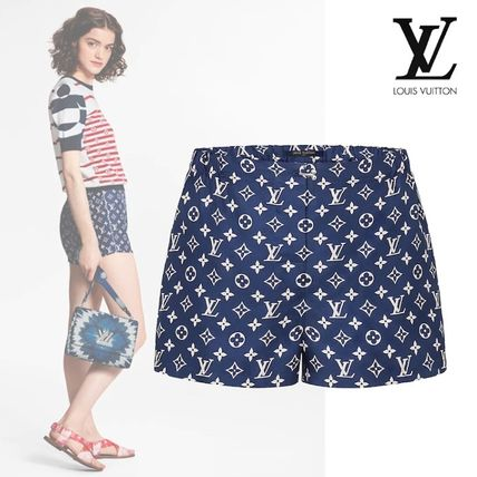 Louis Vuitton ルームウェア・パジャマ 20SS★新作★Louis Vuitton/LVエスカル パジャマショーツ