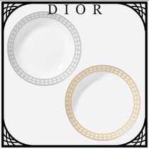 DIOR CANNAGE MONTAIGNE スーププレート 直営店買付 ギフトにも