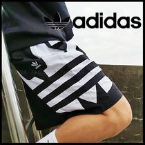 国内発送・正規品★adidas Originals★MEN'S BIG TREFOIL SHORTS