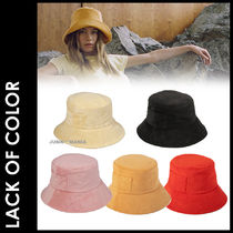 lack of color(ラックオブカラー) ハット ★追跡&関税込【Lack of Color】バケットハット/Wave Bucket Hat