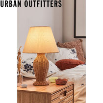 Urban Outfitters(アーバンアウトフィッターズ) 照明 Urban Outfitters  Priscilla ラタン テーブルランプ 照明