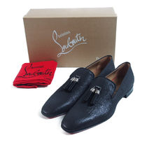 CHRISTIAN LOUBOUTIN::Rivalion ローファー:43.5[RESALE]