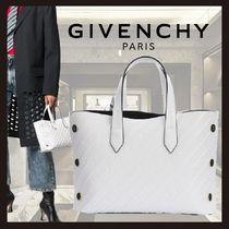 SS20◆GIVENCHY◆チェーン エンボスレザー ミニショッパーバッグ