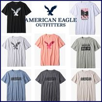 American Eagle Outfitters(アメリカンイーグル) Tシャツ・カットソー ◆American Eagle◆ Cotton Boxy fit Graphic T-shirt 8種
